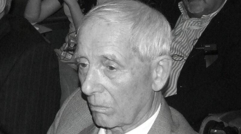 Alfred Miodowicz fot. OPZZ