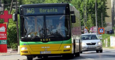 autobus linii nr 146 fot. ZTM