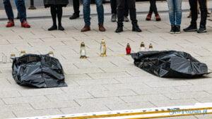 Bezpieczna granica to taka, na której nikt nie ginie. fot. Sławek Wąchała