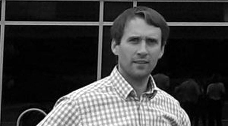 dr Mateusz Witkowski fot UAM