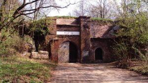 Fort 4a fot. Porozumienie dla Twierdzy Poznań