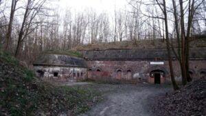 Fort IA fot. Porozumienie dla Twierdzy Poznań