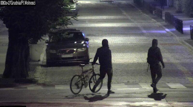 kradzież roweru fot. SMMP