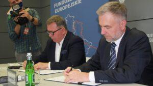 Marek Woźniak, Jan Grabkowski fot. UMWW