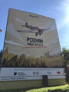 mural os. Pod Lipami fot. Instytut Poznański