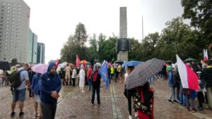 Ogólnopolski Marsz Wolności fot. K. Adamska