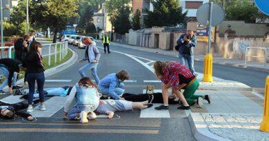 performance fot. policja Krotoszyn