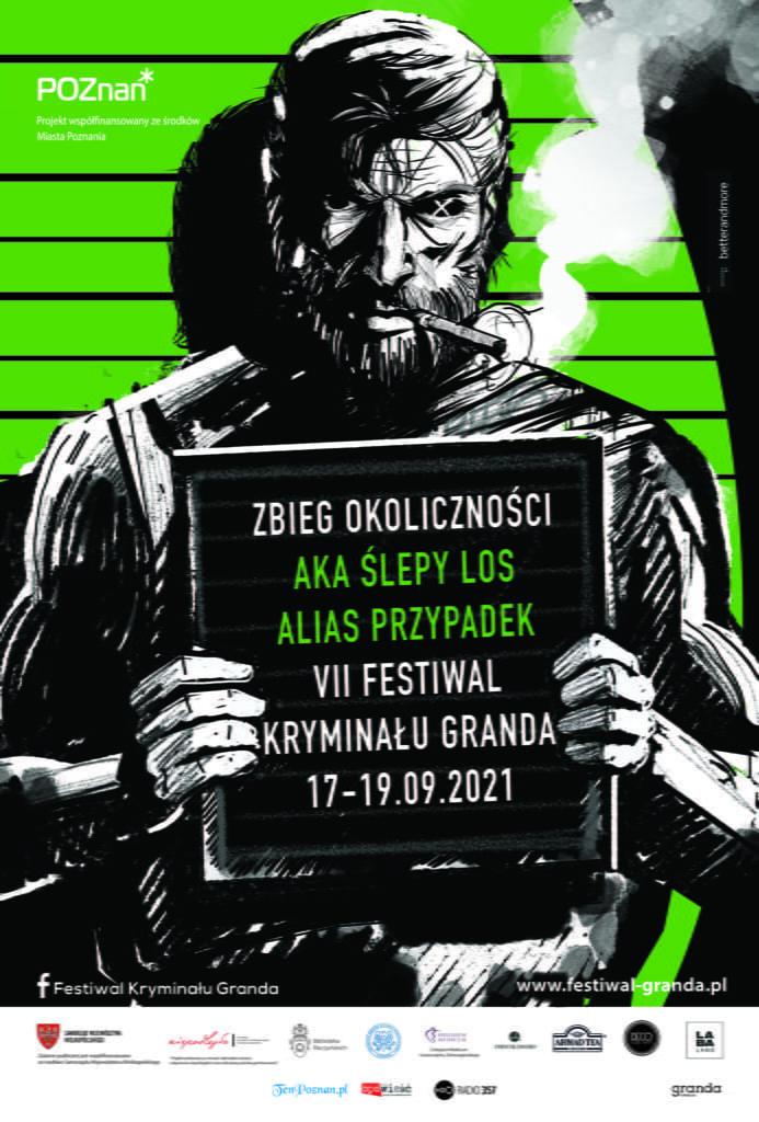 plakat festiwalu Granda 2021 fot. Granda
