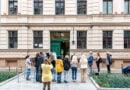 Polski Teatr Tańca PTT - zwiedzanie nowej siedziby przy ulicy Taczaka fot. Sławek Wąchała