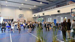 Rozpoczęcie roku szkolnego 2021-22 fot. UMP