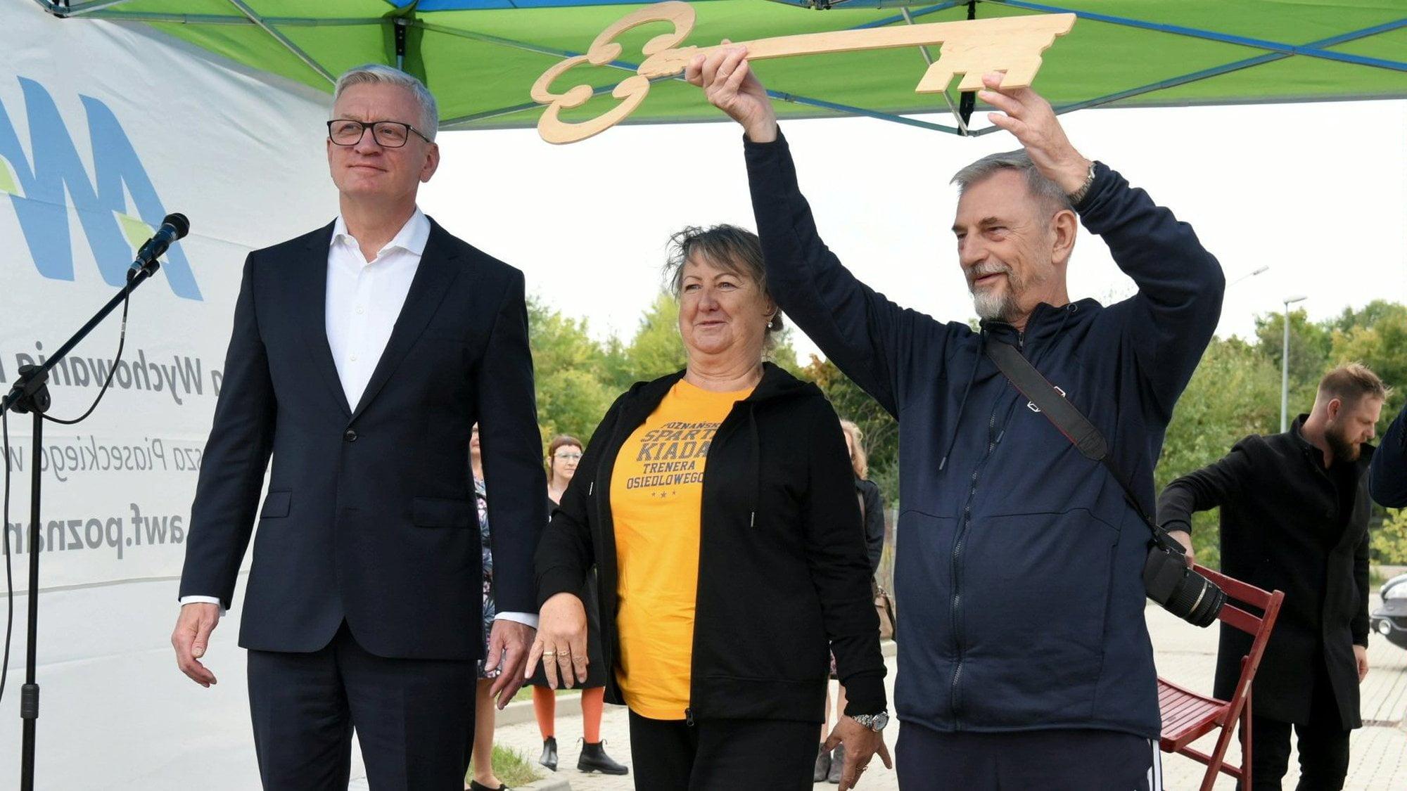 """Poznań: Seniorzy rządzą miastem! Jaśkowiak: """"miasto jest w dobrych rękach"""""""