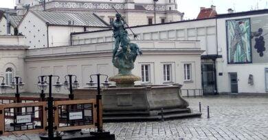 Stary Rynek fot. L. Łada