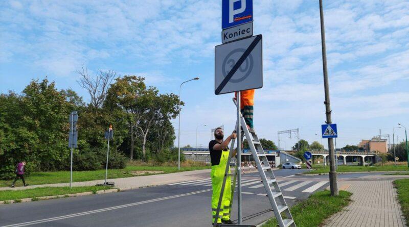 strefa płatnego parkowania, Śródka, Zagórze, Ostrów Tumski fot. ZDM