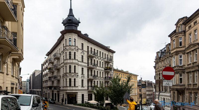 Zbudowane - Kamienica Żelazko SARP Poznań fot. Sławek Wąchała