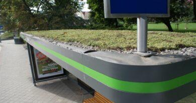 zielona wiata fot. City Marketing