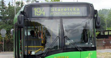 autobus linia nr 194 fot. ZTM