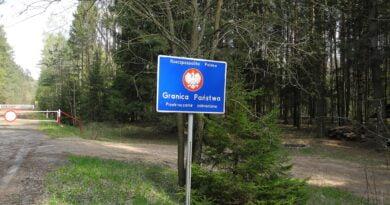 granica Polska Białoruś