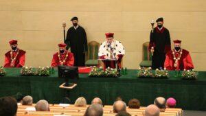inauguracja roku akademickiego UPP fot. UPP