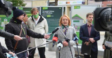 Małgorzata Tracz fot. Zieloni
