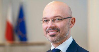 Michał Kurtyka fot. Ministerstwo Klimatu