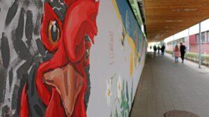 Mural fot. UPP