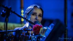 Muzyczna Jesień w Puszczy Zielonce - Owińska Renata Przemyk Akustik Quartet fot. Magda Zając