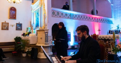 Muzyczna Jesień w Puszczy Zielonce - Skoki fot. ZMPZ - Sławek Wąchała