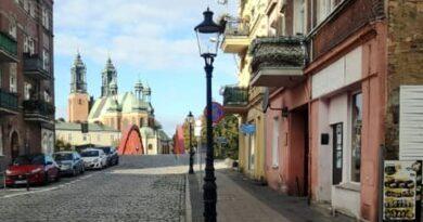 nowa latarnia, Śródka, fot. M. Wiśniewski FB