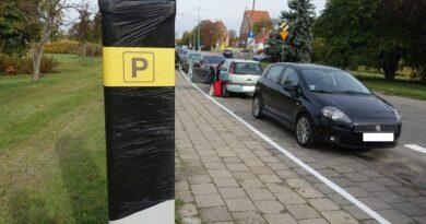 parkomat, Ostrów Tumski fot. ZDM
