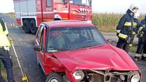 wypadek fot. OSP Karniszewo