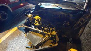 wypadek fot. policja Śrem