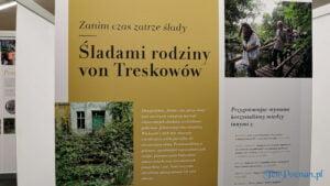Wystawa Zanim czas zatrze ślady - Śladami rodziny von Treskowów - Koziegłowy fot. Sławek Wąchała